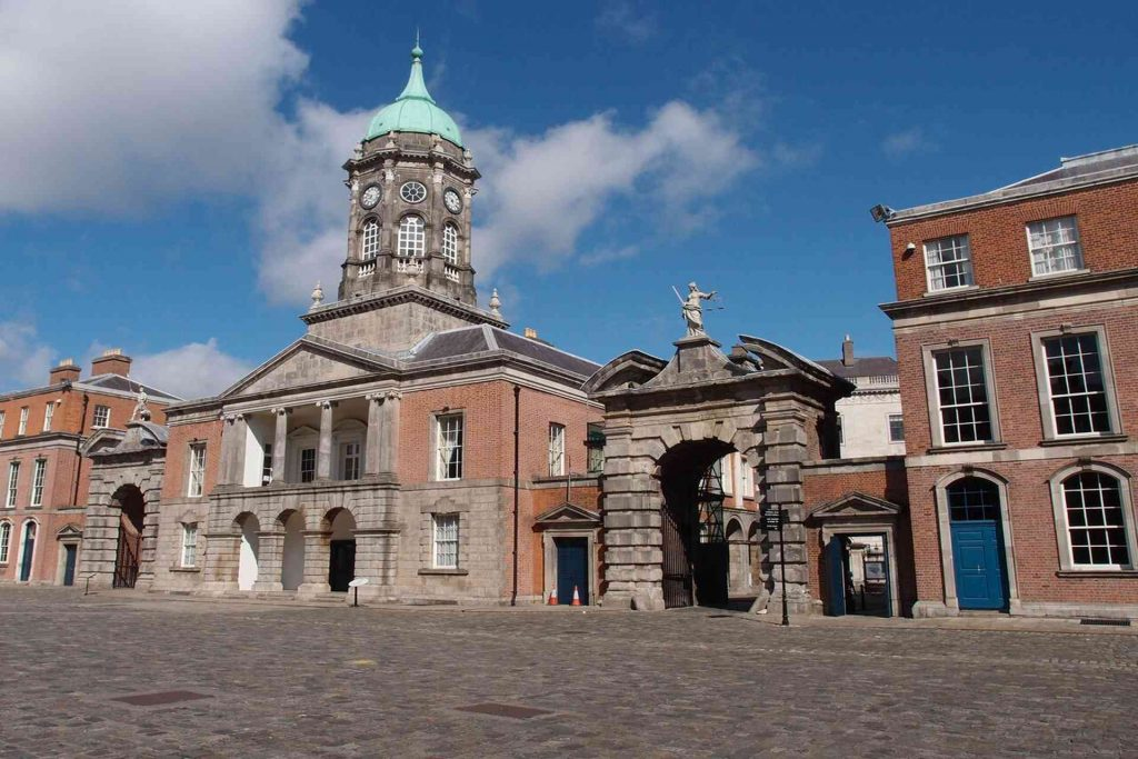 Dublin Castle Upper Yard