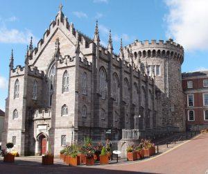 Chapel Royal. Dublin Castle