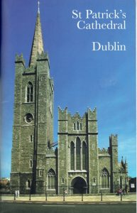 St Patrick's Cathedral Dublin (2006) by Michael O Neill PhD FSA