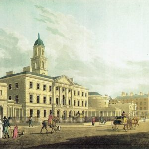 Rotunda (Lying-In) Hospital. James Malton