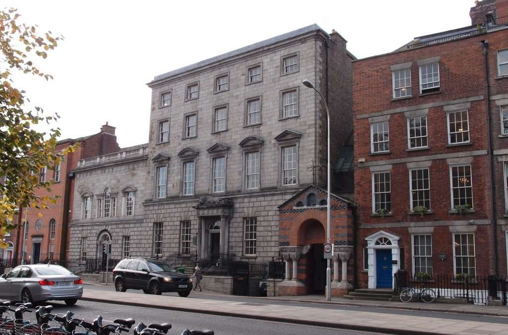 Newman House. St Stephen's Green