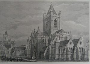 Christ Church Cathedral. G.E. Street