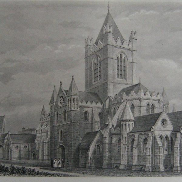Christ Church Cathedral. G.E. Street