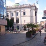 Bernardo Square Dame Street